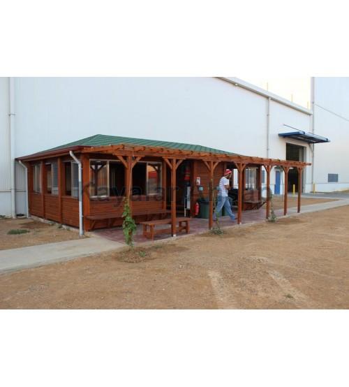 Kamelya - Çardak platform 143