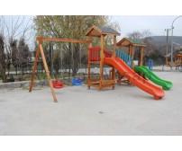 PA-127 Çocuk Oyun Parkı