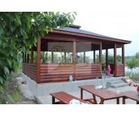 Kamelya - Çardak Bahçe Dinlenme Alanı 136