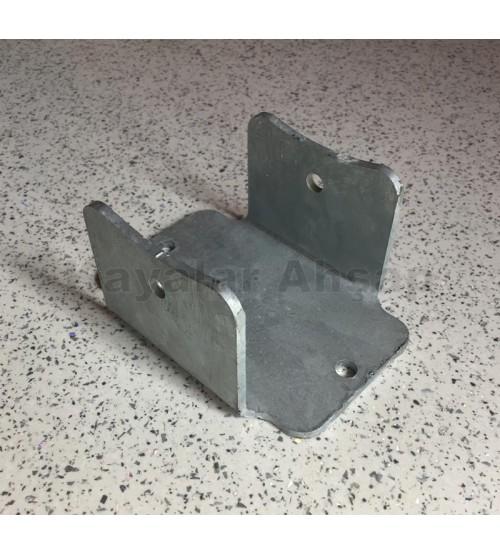 Kamelya (10 x 10 cm) Demir galvaniz Ayak AG-101