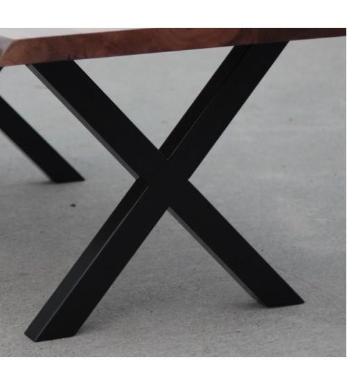 80mm x 80mm Demir Masa Ayağı